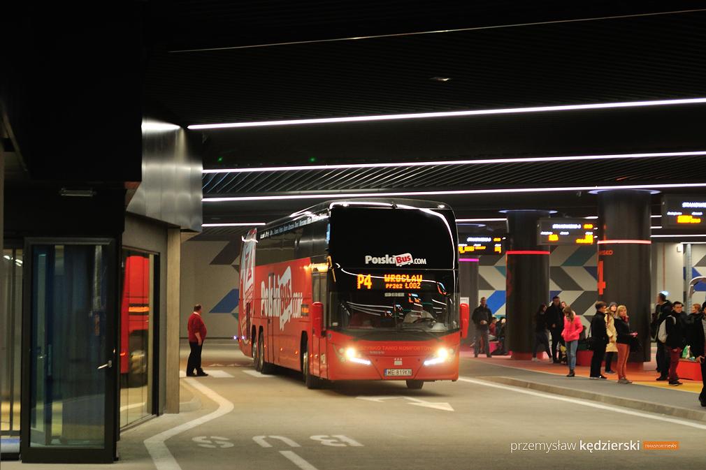 Dworzec autobusowy po nowemu [FOTO]