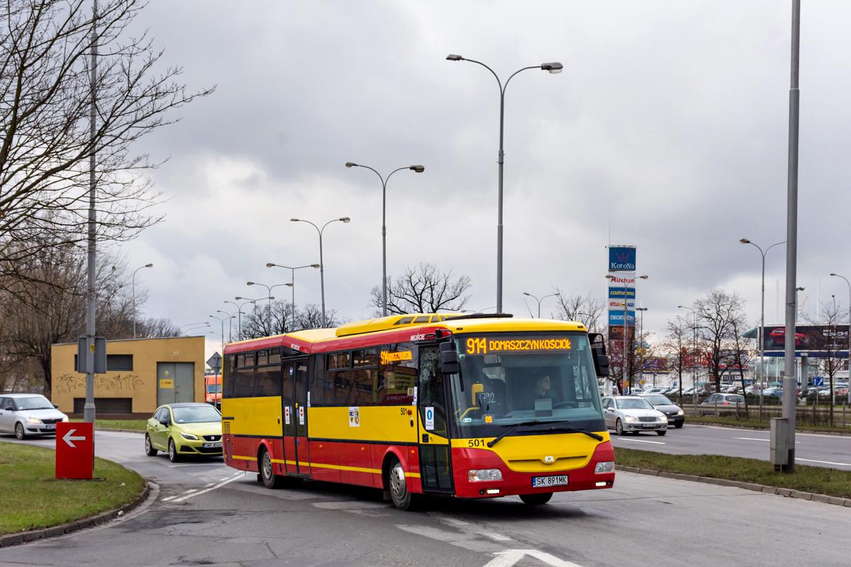 Kłosok na liniach strefowych gminy Długołęka