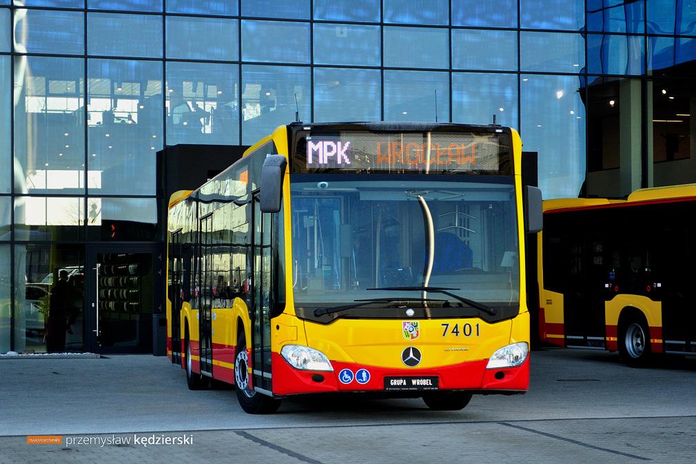 MAN i Mercedes chcą dostarczyć autobusy dla MPK