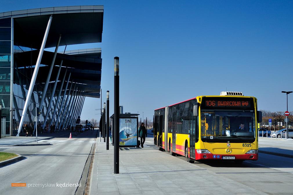 Linia 129 zostanie wydłużona do Lotniska