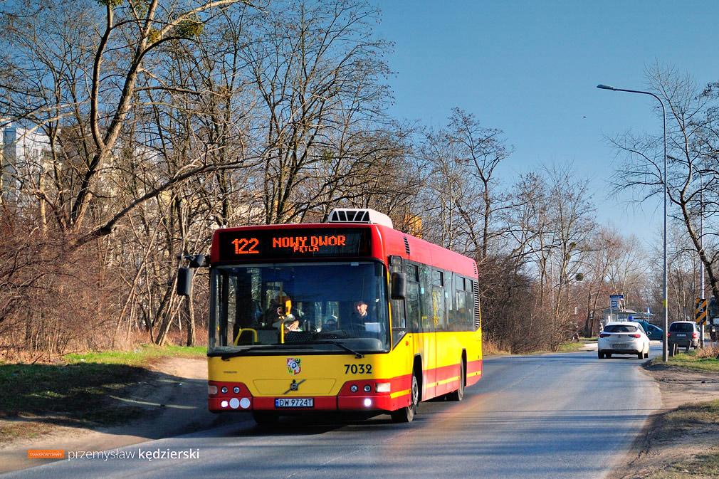 Zmiany tras linii 122, 206 i 240 od 25 maja