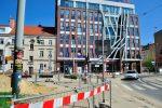 19.04.2018, Wrocław, ul. Hubska.