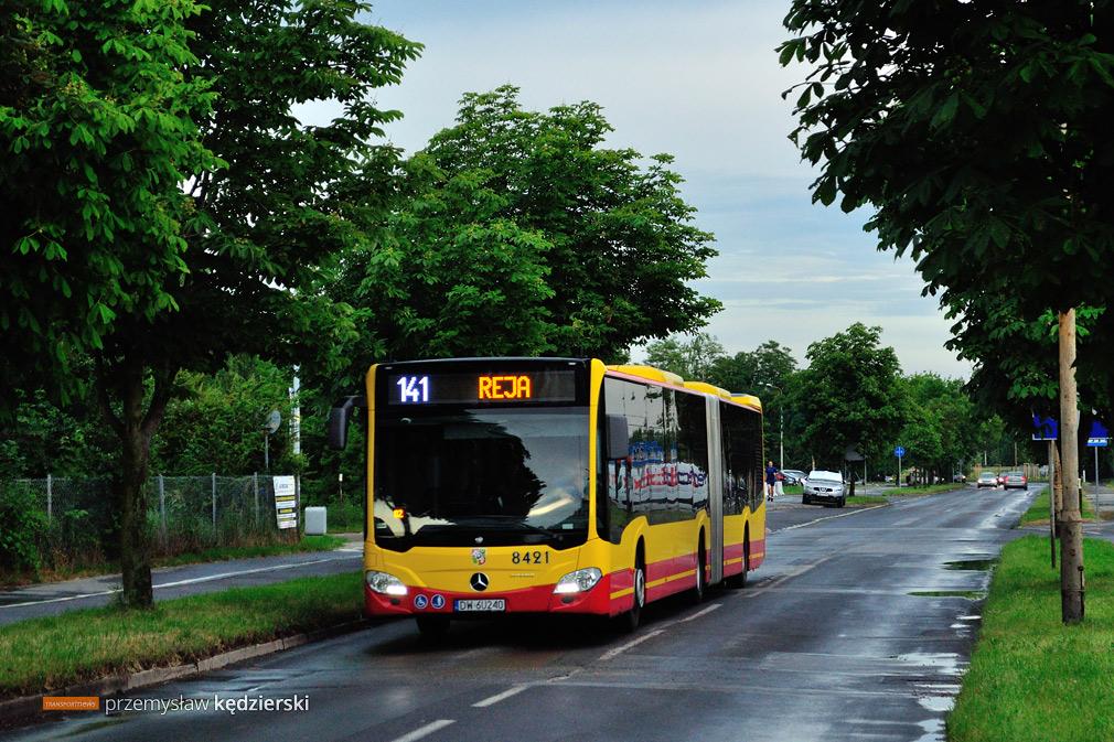 Mercedes Citaro G C2 #8421