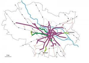 Wrocławski Program Tramwajowy kierunki rozwoju do 2022 r.