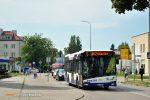 Solaris Urbino 12 IV na linii 5 w Kołobrzegu. fot. Transportnews.
