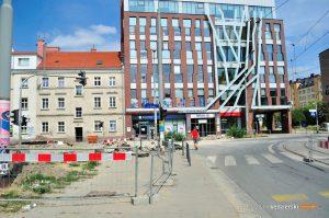 06.07.2018, Wrocław, ul. Gliniana.