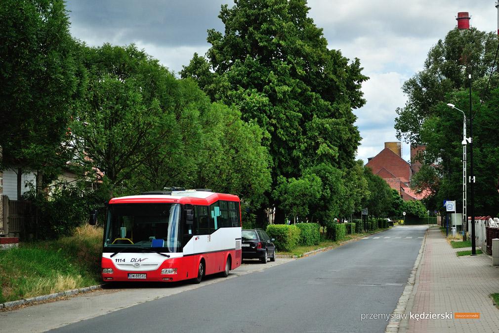 DLA obsłuży nowe linie autobusowe w Siechnicach