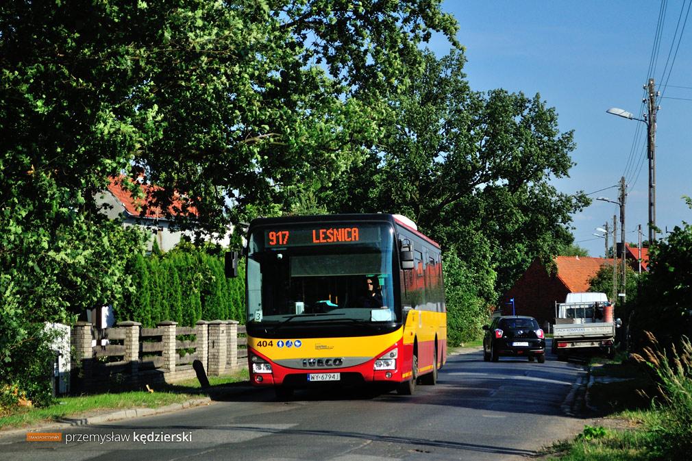 Iveco Crossway 10.8LE #404
