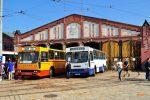 08.09.2018, Wrocław, zajezdnia Popowice. fot. Transportnews