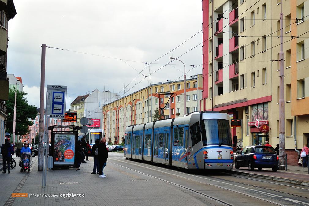 Do czterech, do pięciu razy sztuka – powrót tramwajów na Gaj i Tarnogaj