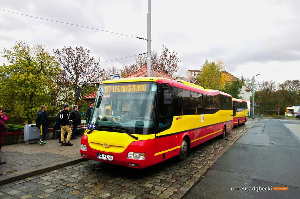 Kierowcy Warbusa strajkują – problem komunikacji na Leśnicy