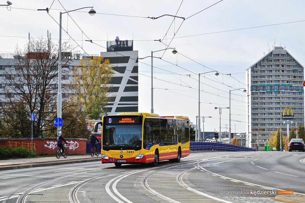 Komunikacja miejska w okresie świąteczno-noworocznym 2018/2019