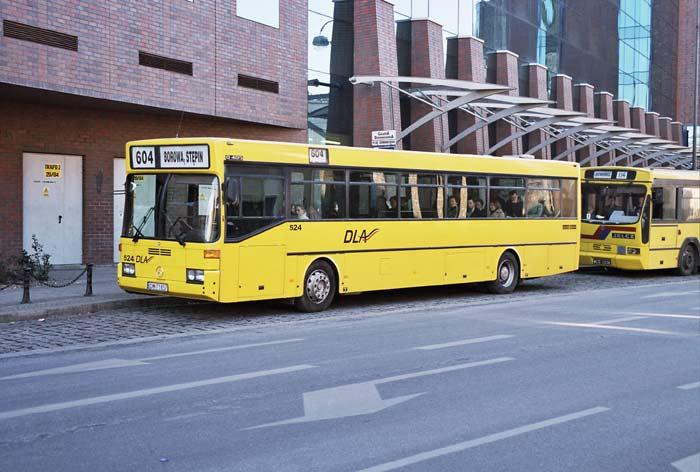 Mercedes O405 #524