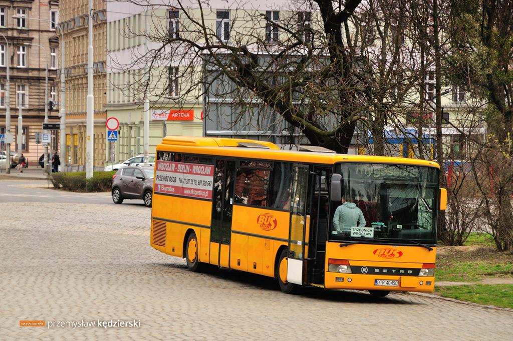 Setra S315 UL #DTR 40450