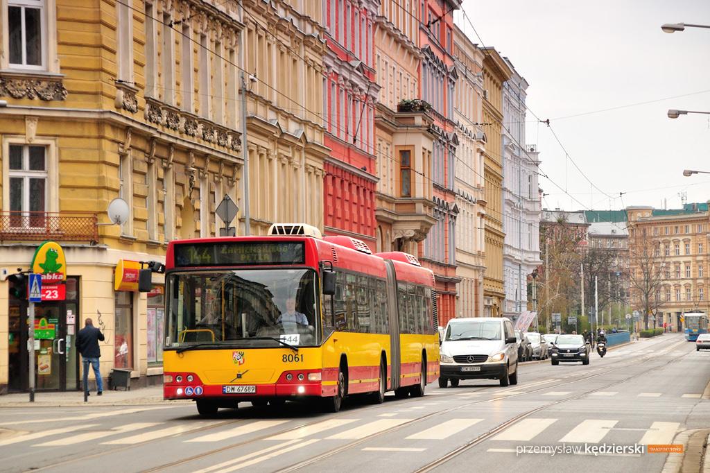 Linia 144 dojedzie do Polanowic