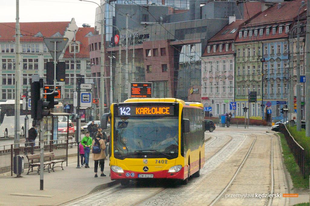 15 września – zmiany w komunikacji – Maraton we Wrocławiu
