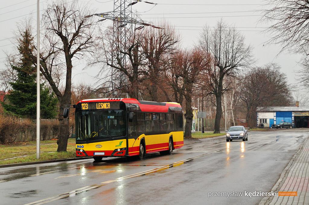 DLA z kontraktem sześcioletnim na obsługę linii w Gminie Miękinia