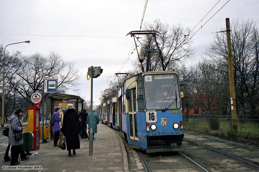 W sobotę wyjedzie tramwaj linii 16