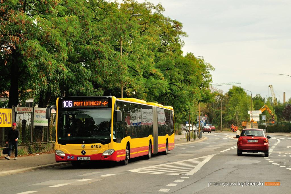 Przebudowa pl. Orląt Lwowskich – zmiany tras autobusów