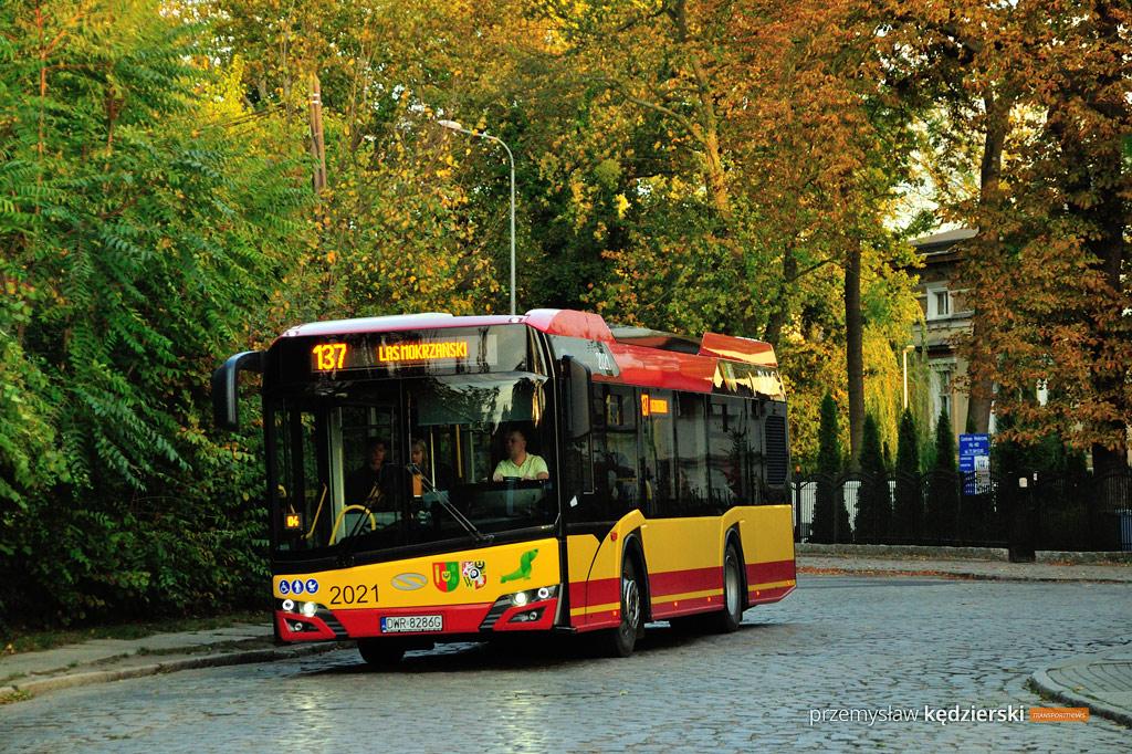 Nowe Solarisy Urbino w DLA [FOTO]