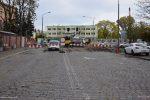 17.10.2019, Wrocław, ul. Poznańska. Stan budowy torowiska tramwajowego. fot. Wacław Grabkowiski / fotopolska.eu, CC-BY-NC-ND 3.0