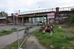 17.10.2019, Wrocław, ul. Długa. Stan budowy torowiska tramwajowego. fot. Wacław Grabkowiski / fotopolska.eu, CC-BY-NC-ND 3.0