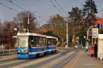 01.11.2019, Wrocław, Kochanowskiego. Skład 2240+2241 na linii E6.