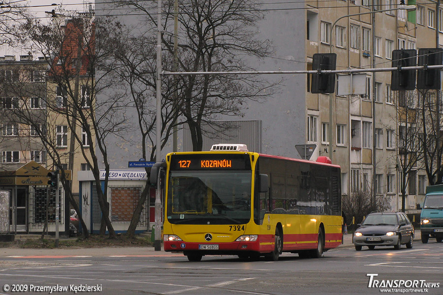 Wydłużenie trasy linii autobusowej 127