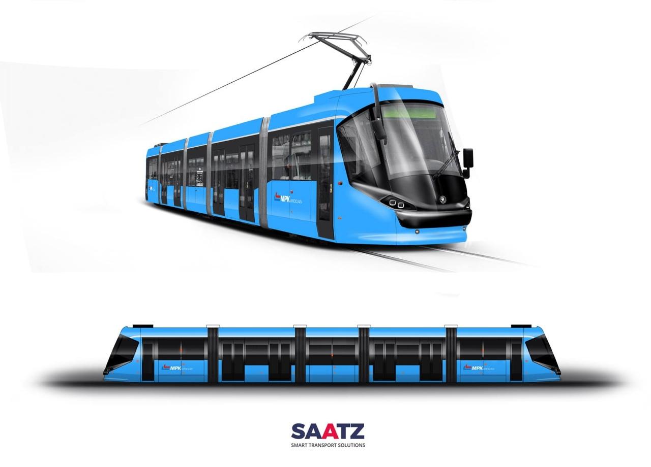 Tramwaje Škoda 16T oraz Protram 205WrAs idą do remontu