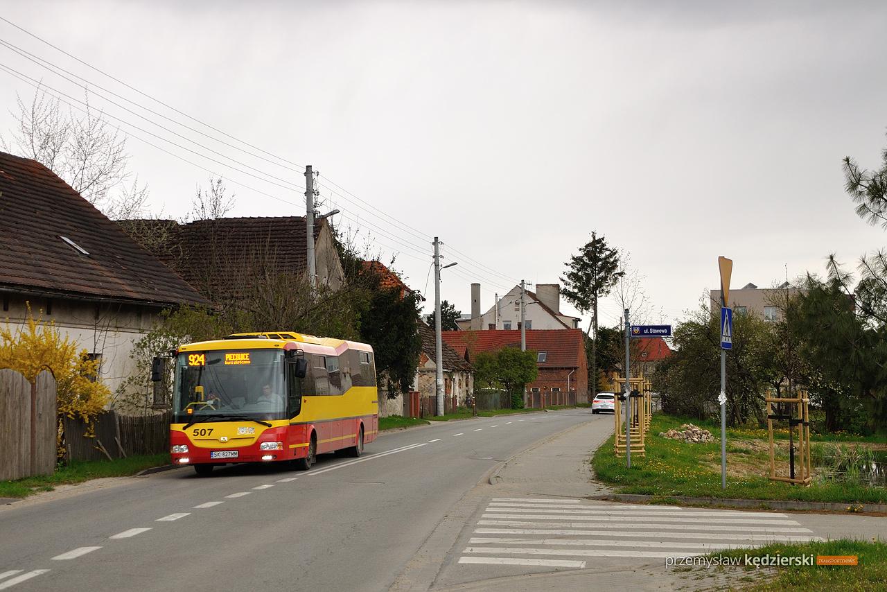 SOR CN12 #507
