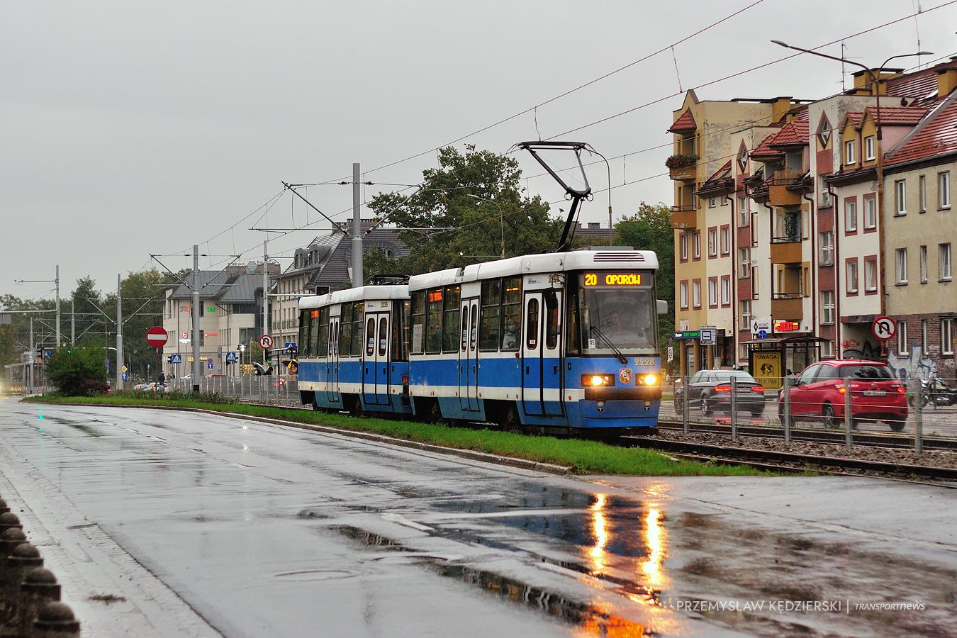 Kolejne zmiany tras tramwajów na ulicy Powstańców Śląskich